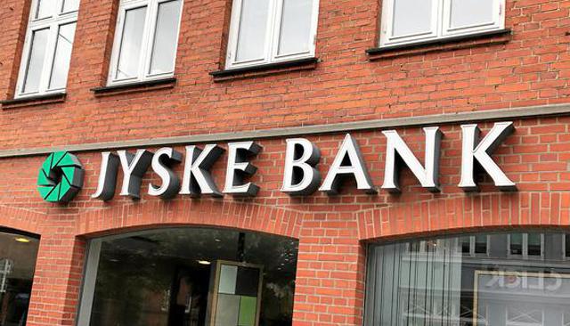jyske bank medarbejder