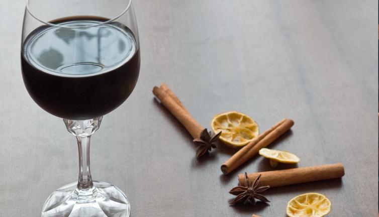 Julens søde vin