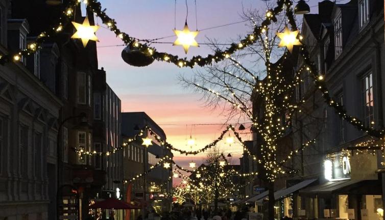 Tusind smukke julelys