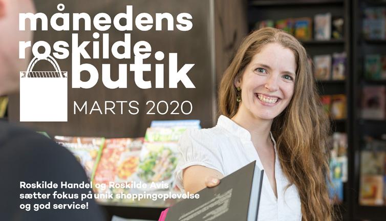 Månedens Roskildebutik