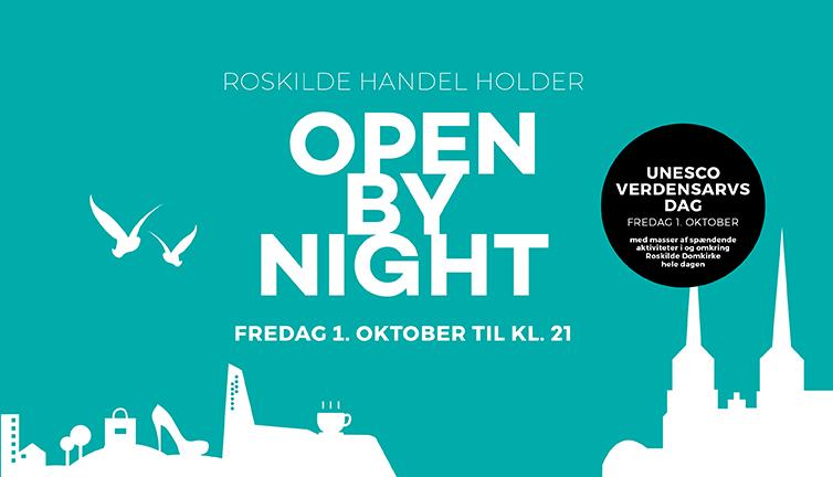 Open by Night – Åbent til 21